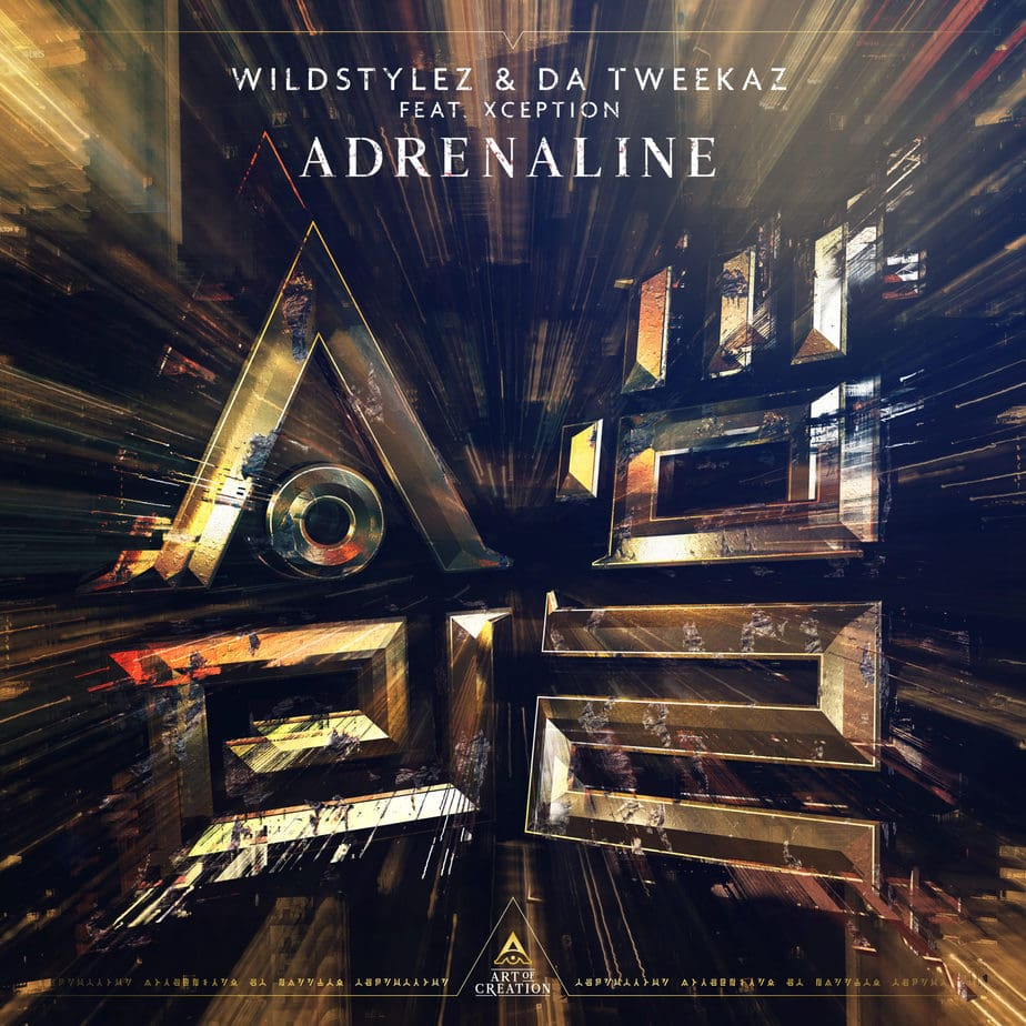 Wildstylez & Da Tweekaz feat. XCEPTION - Adrenaline
