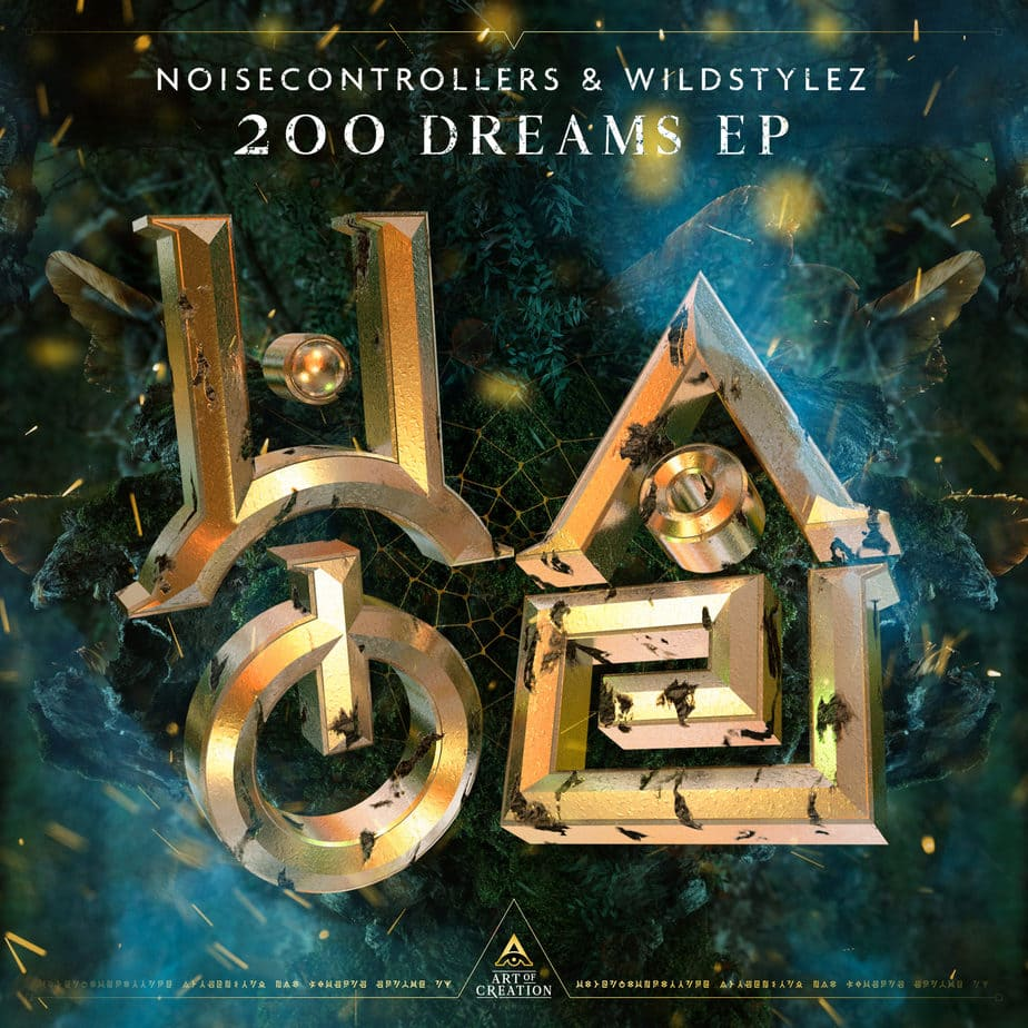 Noisecontrollers & Wildstylez - 200 Dreams EP