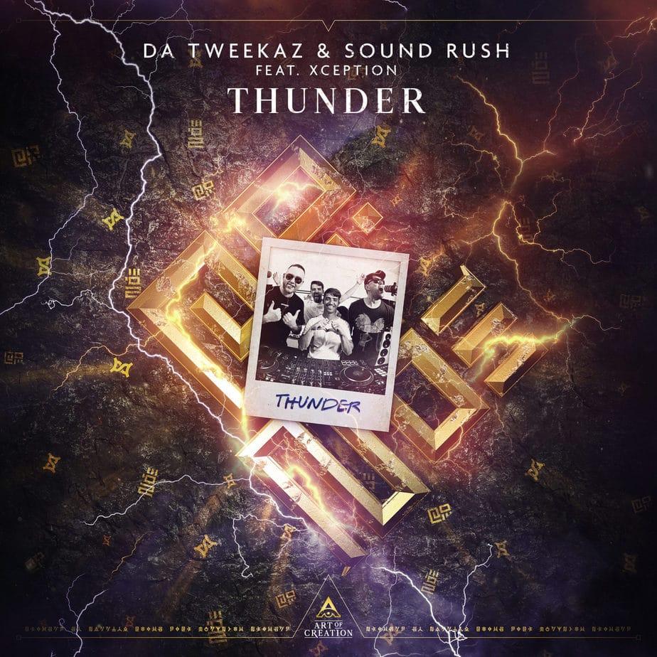 Da Tweekaz & Sound Rush - Thunder