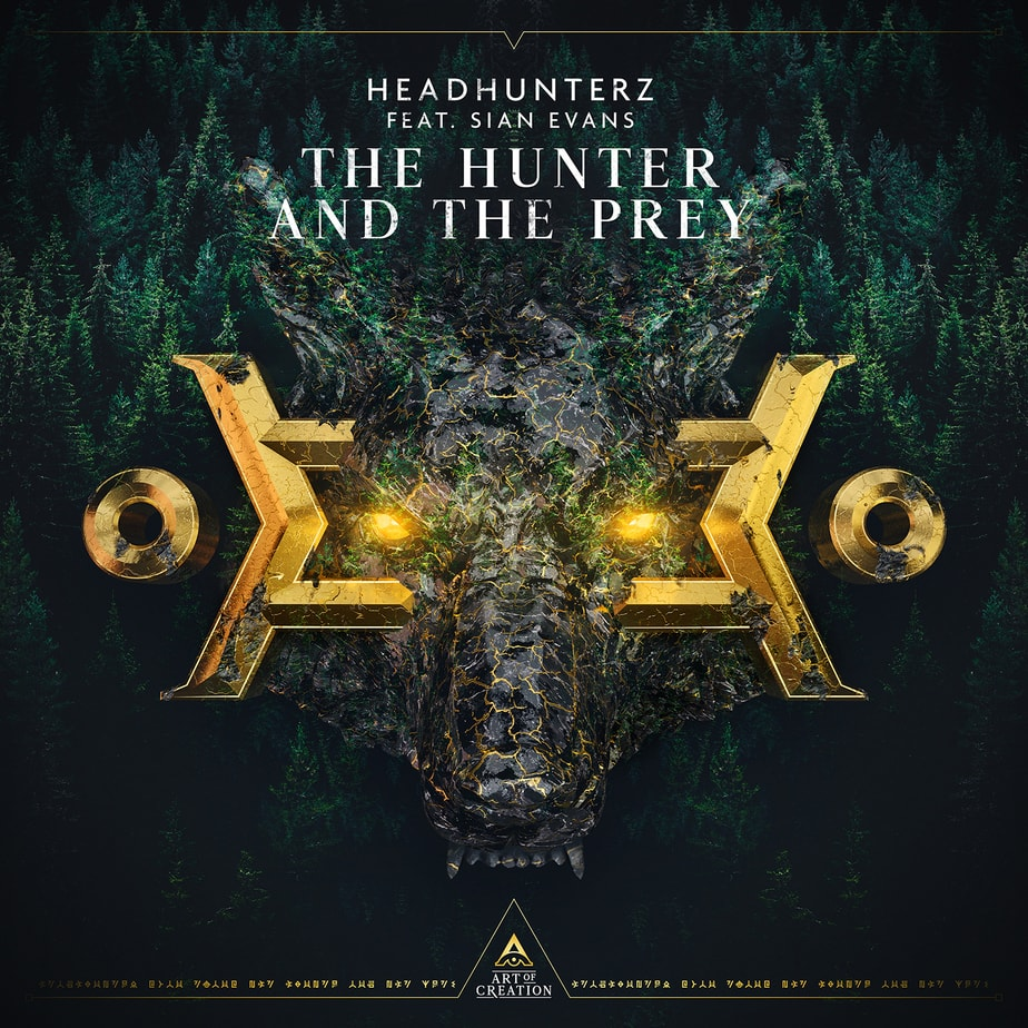 Headhunterz - The Hunter And The Prey (feat. Sian Evans)