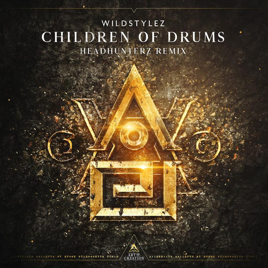 Wildstylez - Children of Drums (Headhunterz Remix)