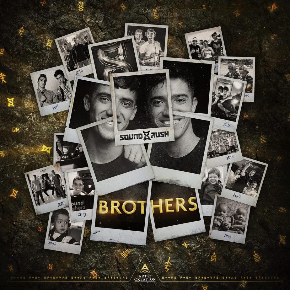 Sound Rush - Brothers (album)