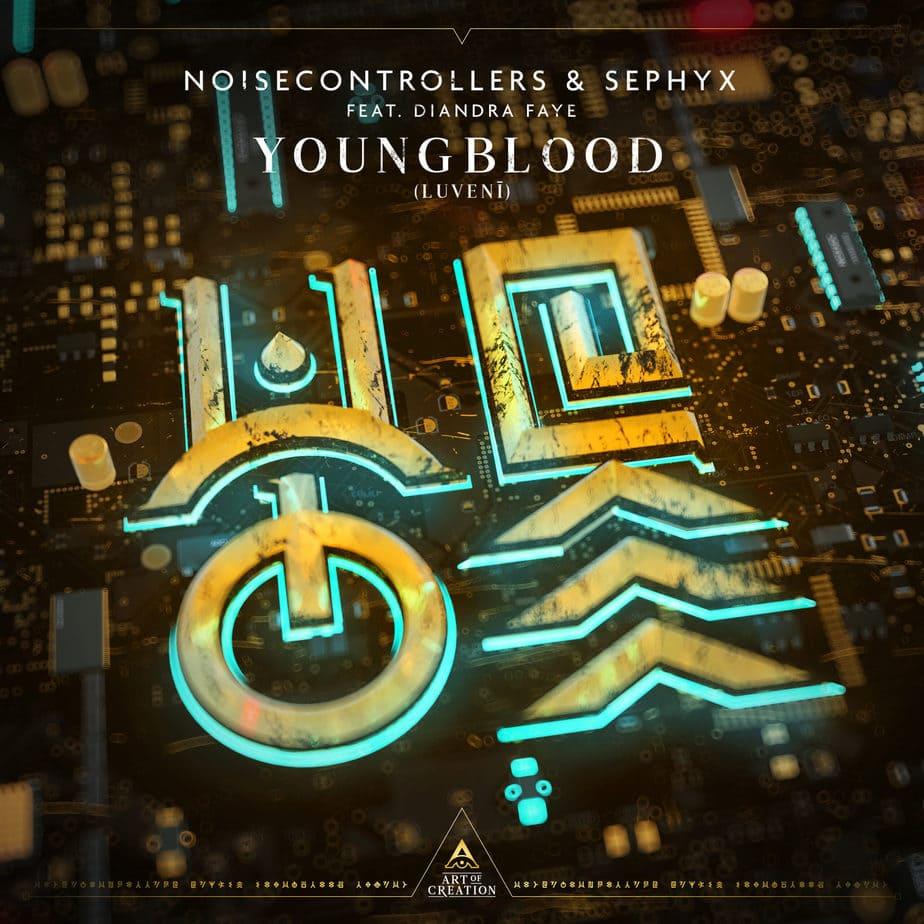 Noisecontrollers & Sephyx - Youngblood - (Luvenī)
