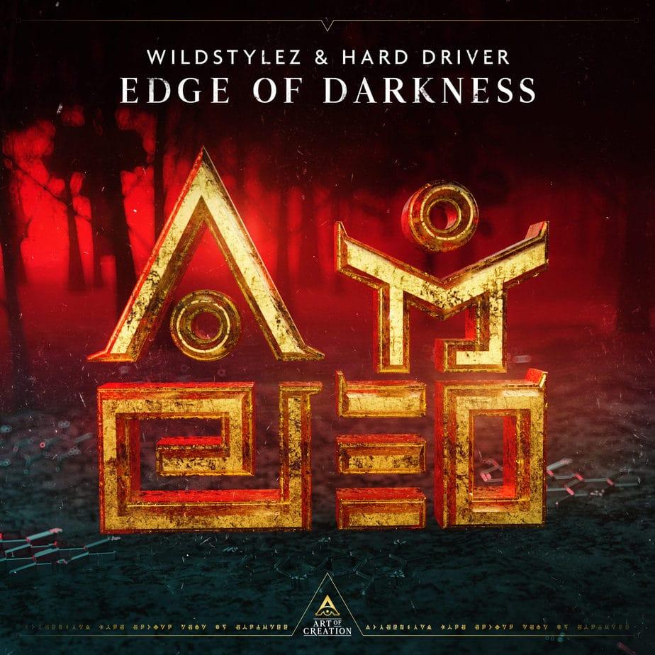 Wildstylez & Hard Driver - Edge of Darkness